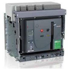 Авт.выкл. EasyPact MVS 1000A 3P 50кА эл.расц. ET5S стац. с эл.приводом   MVS10N3NF5L   Schneider Electric