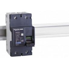 Выключатель автоматический двухполюсный NG125N 32А C 25кА | 18625 | Schneider Electric