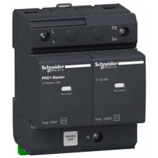 PRD1 MASTER ОПН 1P+N КЛ.1 СО СМЕН.КАРТ | 16361 | Schneider Electric