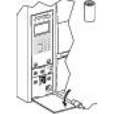 ЗАПЧАСТИ:ПРОЗРАЧНЫЙ КОЖУХ MICROLOGIC 2/5   33592   Schneider Electric