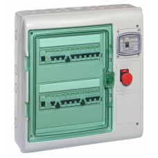 ЩИТОК KAEDRA IP65 24МОД+3ОТВ С ИНТЕРФ | 13991 | Schneider Electric