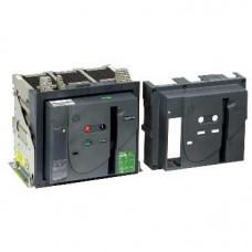 Авт.выкл. EasyPact MVS 800A 3P 50кА эл.расц. ET5S стац. с ручн.приводом   MVS08N3MF5L   Schneider Electric