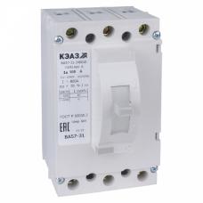 Выключатель автоматический ВА57-31-340010-31,5А-400-690AC-УХЛ3 | 108433 | КЭАЗ