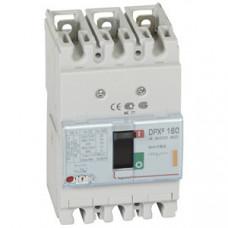 Автоматический выключатель DPX3 160 - термомагнитный расцепитель - 25 кА - 400 В~ - 3П - 16 А   420040   Legrand