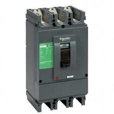 АВТ.ВЫКЛ. EZC630 50кА/415В 400А 3П3Т   EZC630H3400N   Schneider Electric