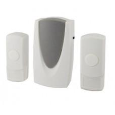 Звонок ЗБР-12/1-36М (беспр., роз., 2 кнопки) | SQ1901-0011 | TDM