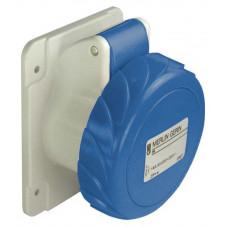 РОЗ СКР УСТ ПР ВИНТ 63А 2P+E IP67 220В | 81678 | Schneider Electric