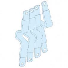 Prisma G Комплект для присоединения верт. аппаратов NS-INS250 к шинам в кабельном канале   04065   Schneider Electric