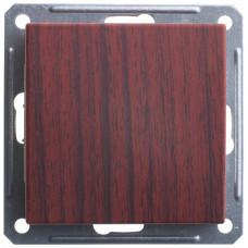 Wessen 59 Морёный дуб Переключатель 1-клавишный перекрестный (сх.7) | VS716-158-9-86 | Schneider Electric