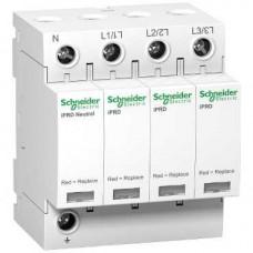 УЗИП Т3 iPRD 8 8kA 350В 3П+N | A9L08600 | Schneider Electric