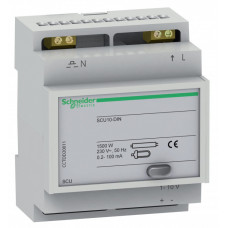 ДИММЕР SCU10-DIN ОДИНОЧНЫЙ | CCTDD20011 | Schneider Electric