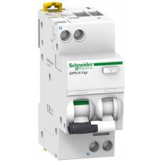 Выключатель автоматический дифференциальный iDPN H VIGI 1п+N 10А C 30мА тип Asi | A9D38610 | Schneider Electric