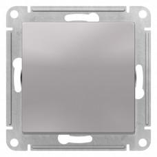 AtlasDesign Алюминий Выключатель 1-клавишный сх.1, 10АХ, механизм | ATN000311 | Schneider Electric