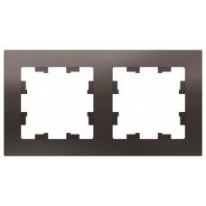 AtlasDesign Мокко Рамка 2-ая, универсальная | ATN000602 | Schneider Electric