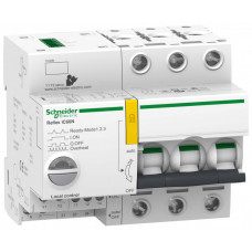 Выключатель автоматический трехполюсный REFLEX iC60N Ti24 16А C 10кА | A9C62316 | Schneider Electric