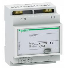 ДИММЕР SCU10-SAE 4 ВХОДА | CCTDD20012 | Schneider Electric