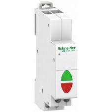 СВЕТОВОЙ ИНДИКАТОР iIL БЕЛЫЙ+БЕЛЫЙ 230В | A9E18328 | Schneider Electric