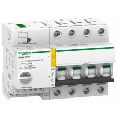 Выключатель автоматический четырехполюсный REFLEX iC60H Ti24 10А B 15кА | A9C64410 | Schneider Electric
