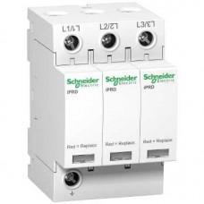 УЗИП Т3 iPRD 8 8kA 350В 3П | A9L08300 | Schneider Electric