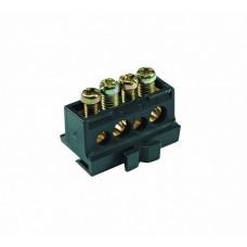 КЛЕММНИК 80А 4 ОТВЕРСТИЯ 85ММ | 13575 | Schneider Electric