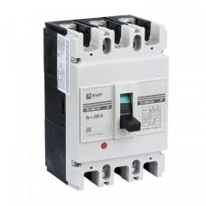 Автоматический выключатель ВА-99М 250/200А 3P 25кА EKF Basic   mccb99-250-200m   EKF