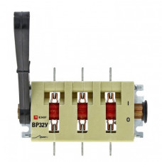 Выключатель-разъединитель ВР32У-37B71250 400А, 2 направления с д/г камерами, съемная левая/правая рукоятка EKF MAXima PROxima | uvr32-37b71250 | EKF