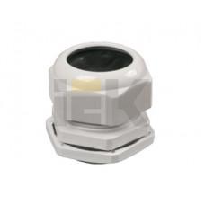 Сальник PG 13.5 диаметр проводника 7-11мм IP54   YSA20-12-13-54-K41   IEK