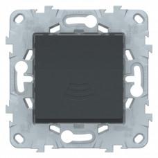 Unica New Антрацит Звонок электронный, 70 дБ/1 м | NU578654 | Schneider Electric