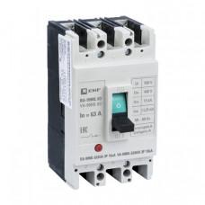 Автоматический выключательВА-99М 63/63А 3P 15кА EKF Basic   mccb99-63-63mI   EKF
