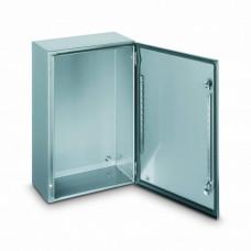 Шкаф нержавеющая сталь 400х400х200 | NSYS3X4420 | Schneider Electric
