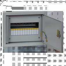 Щит распределительный встраиваемый ЩРВ-12 IP31 (260х340х120) EKF PROxima   mb11-12   EKF