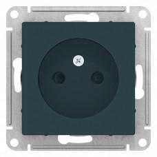 AtlasDesign Изумруд Розетка б/з со шторками, 16А, механизм | ATN000849 | Schneider Electric
