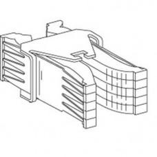 1 КОНТАКТНЫЙ ЗАЖИМ ШАССИ   33166   Schneider Electric