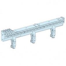 Блок распределительный Multiclip 80A полной длины, 4п Acti 9   04000   Schneider Electric