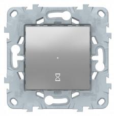 Unica New Алюминий Таймер нажимной, 10А | NU553530 | Schneider Electric