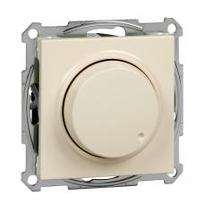 Wessen 59 Сл. кость Светорегулятор поворотно-нажимной 630Вт, для л/н и г/л на 230В и 12В   SR-5S1-2-86   Schneider Electric