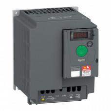 Преобразователь частоты ATV310 3кВт 380В 3ф | ATV310HU30N4E | Schneider Electric