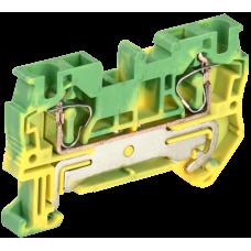 Клемма пружинная КПИ 2в-4-PEN   YZN21-004-K52   IEK