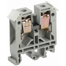 Зажим наборный ЗНИ-16мм2 (JXB100) серый | YZN10-016-K03 | IEK