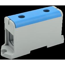 Клемма вводная силовая КВС 35-240 кв.мм. синяя | YZN12-240-K07 | IEK