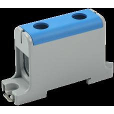 Клемма вводная силовая КВС 16-95 кв.мм. синяя | YZN12-095-K07 | IEK