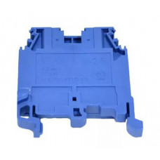 Зажим наборный ЗНИ-2,5мм2 (JXB24А) синий | YZN10-002-K07 | IEK