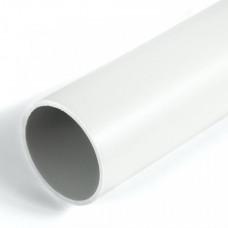 Труба жесткая ПВХ белая 3-х метровая д40 (60 м/уп) | PR05.0018 | Промрукав