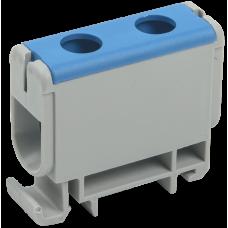 Клемма вводная силовая КВС 6-50 кв.мм. синяя | YZN12-050-K07 | IEK
