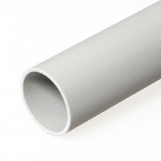 Труба жесткая гладкая ПВХ 50мм лёгкая 2м (20м/уп) | 02450 | Промрукав