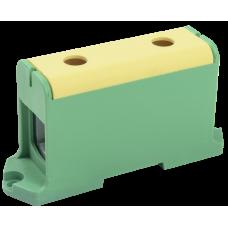 Клемма вводная силовая КВС 35-240 кв.мм. PE | YZN22-240-K52 | IEK