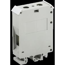 Зажим наборный ЗНИ-70мм2 (JXB250А) серый | YZN10-070-K03 | IEK