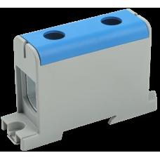 Клемма вводная силовая КВС 35-150 кв.мм. синяя | YZN12-150-K07 | IEK