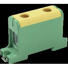 Клемма вводная силовая КВС 16-95 кв.мм. PE | YZN22-095-K52 | IEK