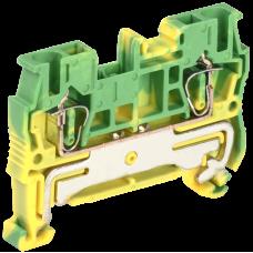 Клемма пружинная КПИ 2в-2,5-PEN   YZN21-002-K52   IEK